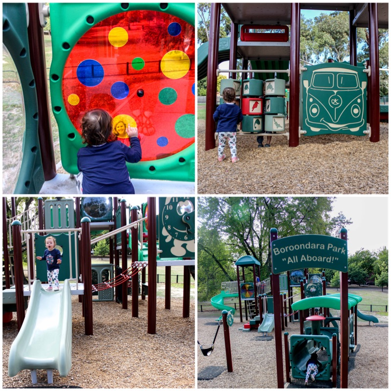 Mamma Knows East - Boroondara Park