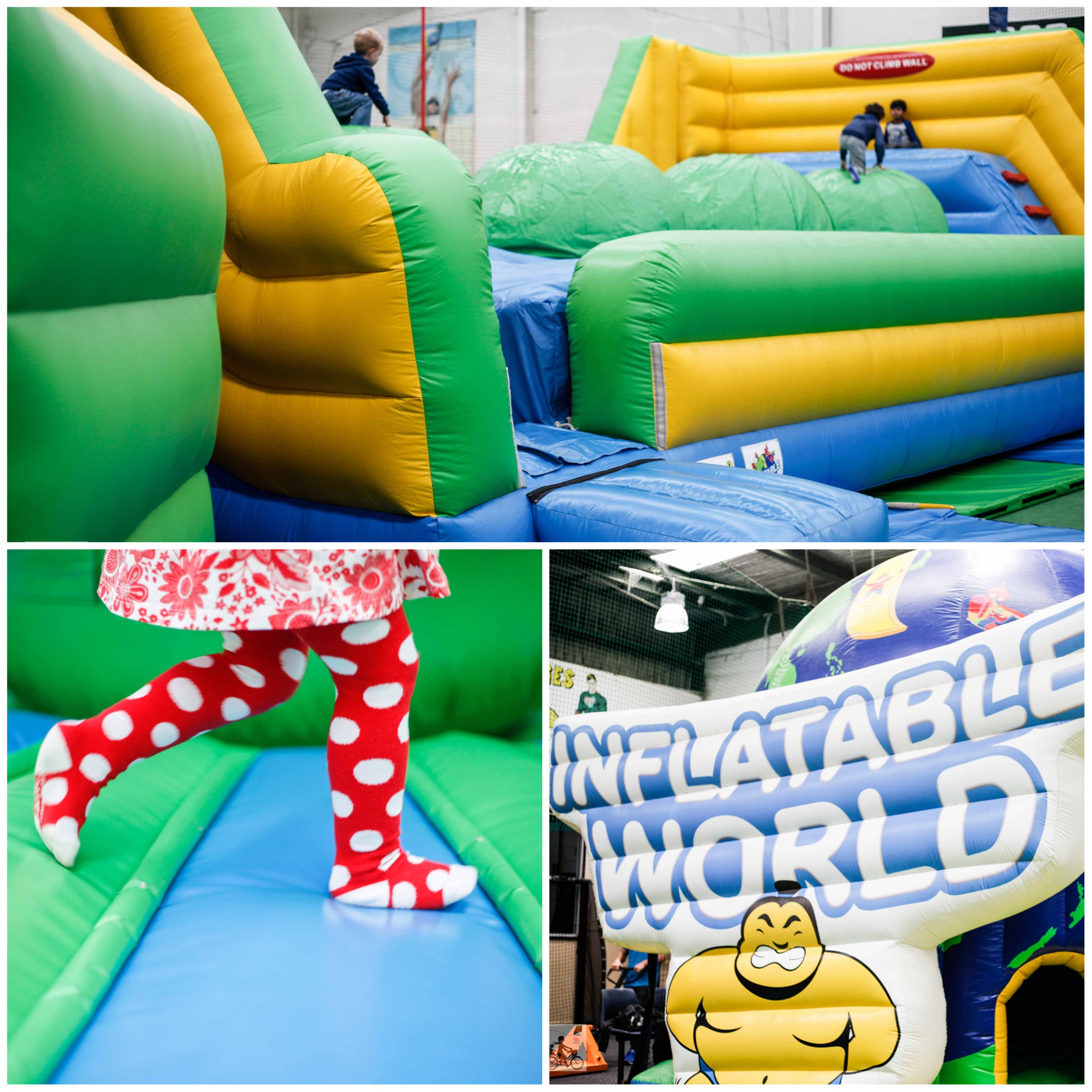 Mamma Knows East - Inflatable World