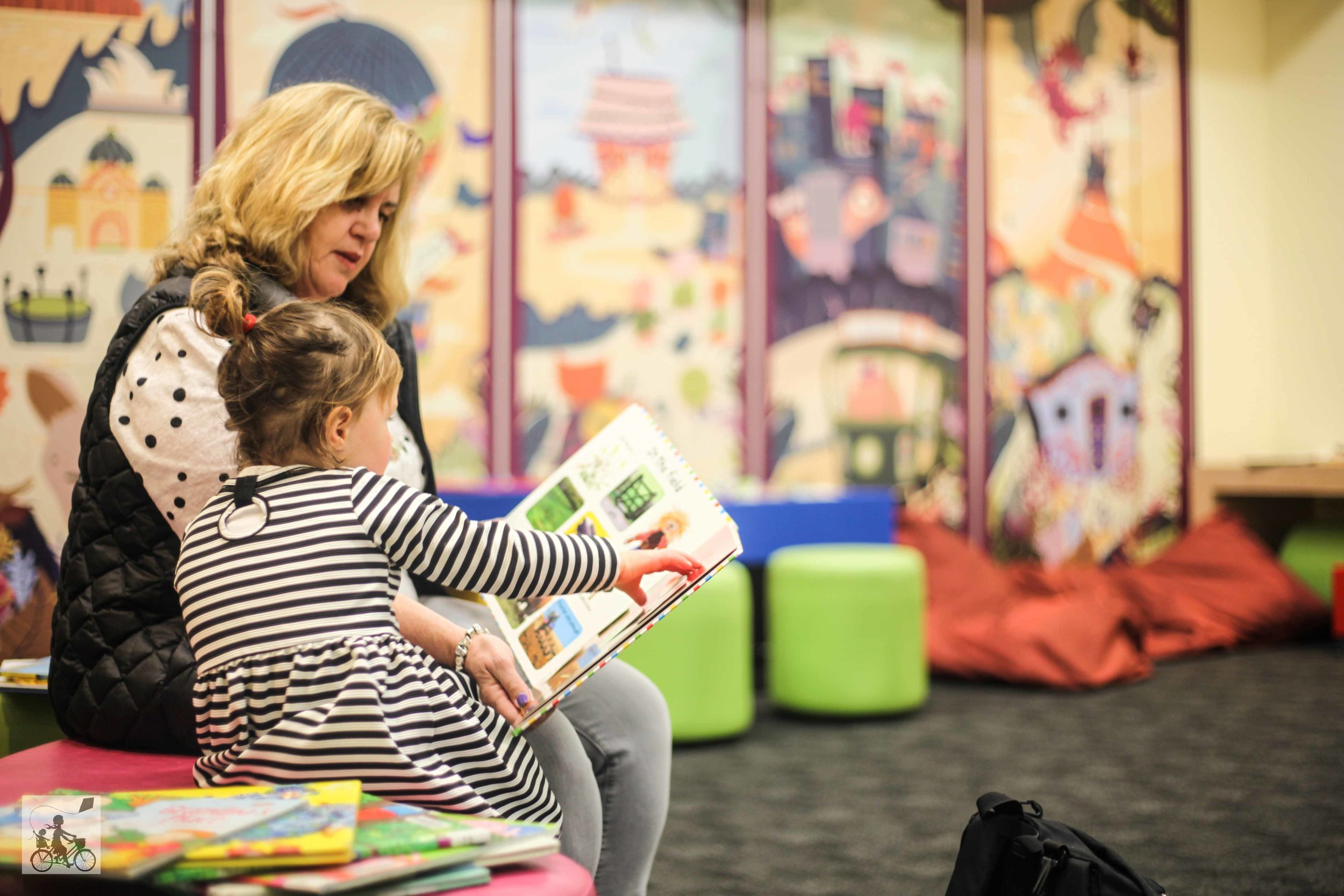 Mamma Knows East - Camberwell Library