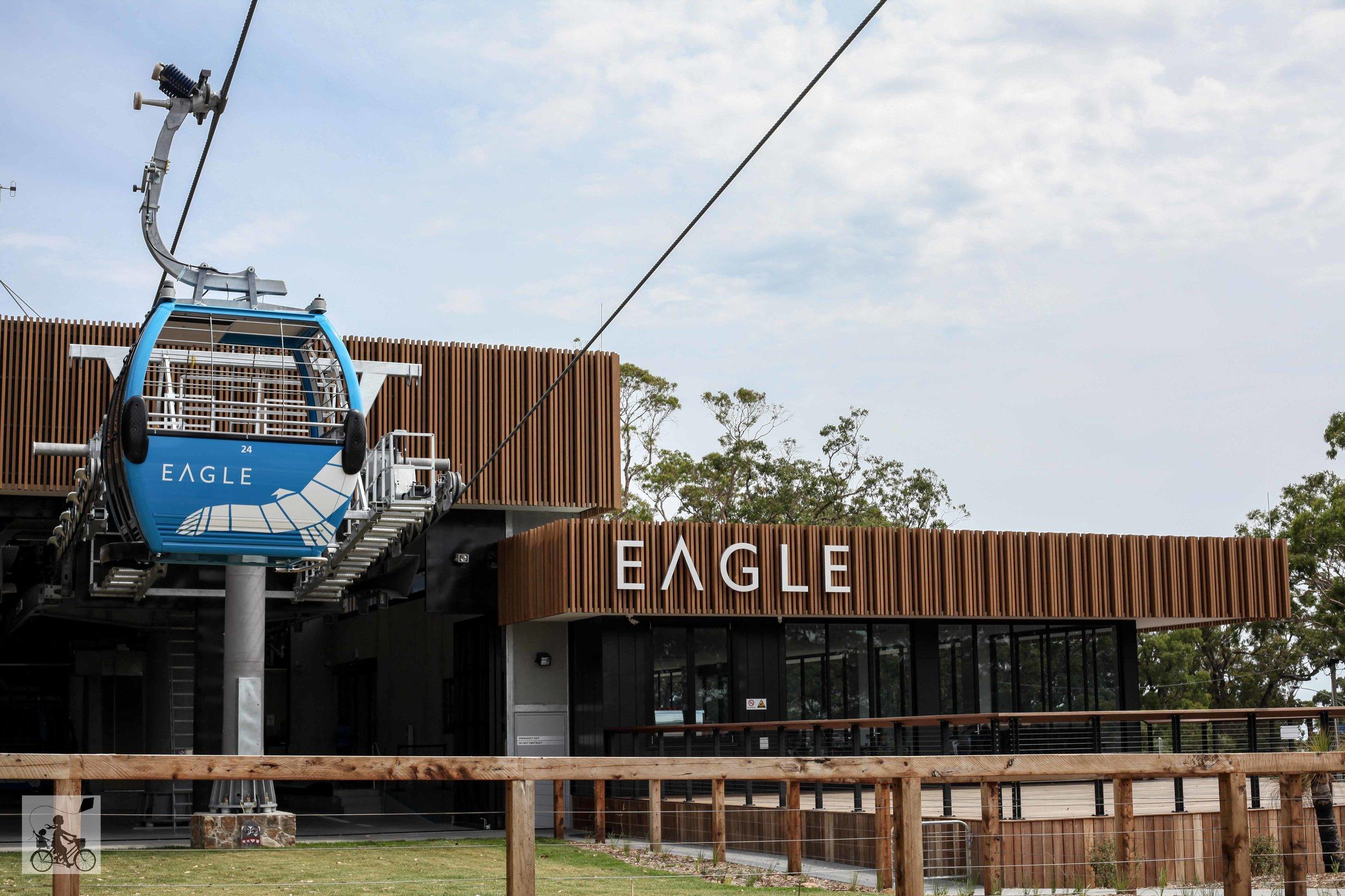 Mamma Knows East - Arthurs Seat Eagle Skylift