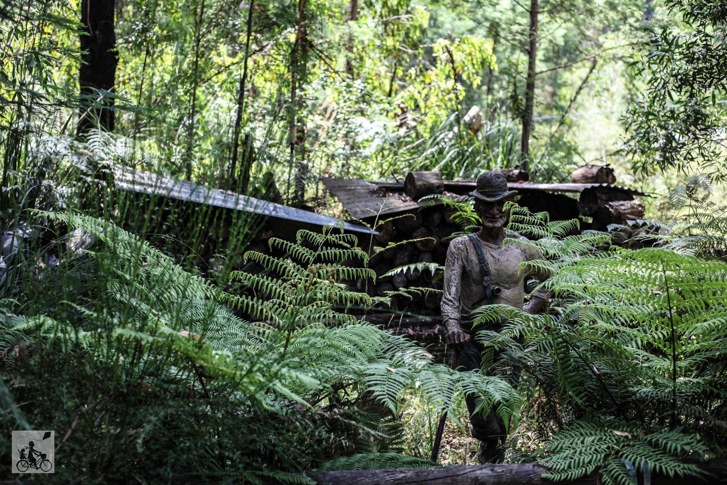 Mamma Knows East - Bruno's Art and Sculpture Garden