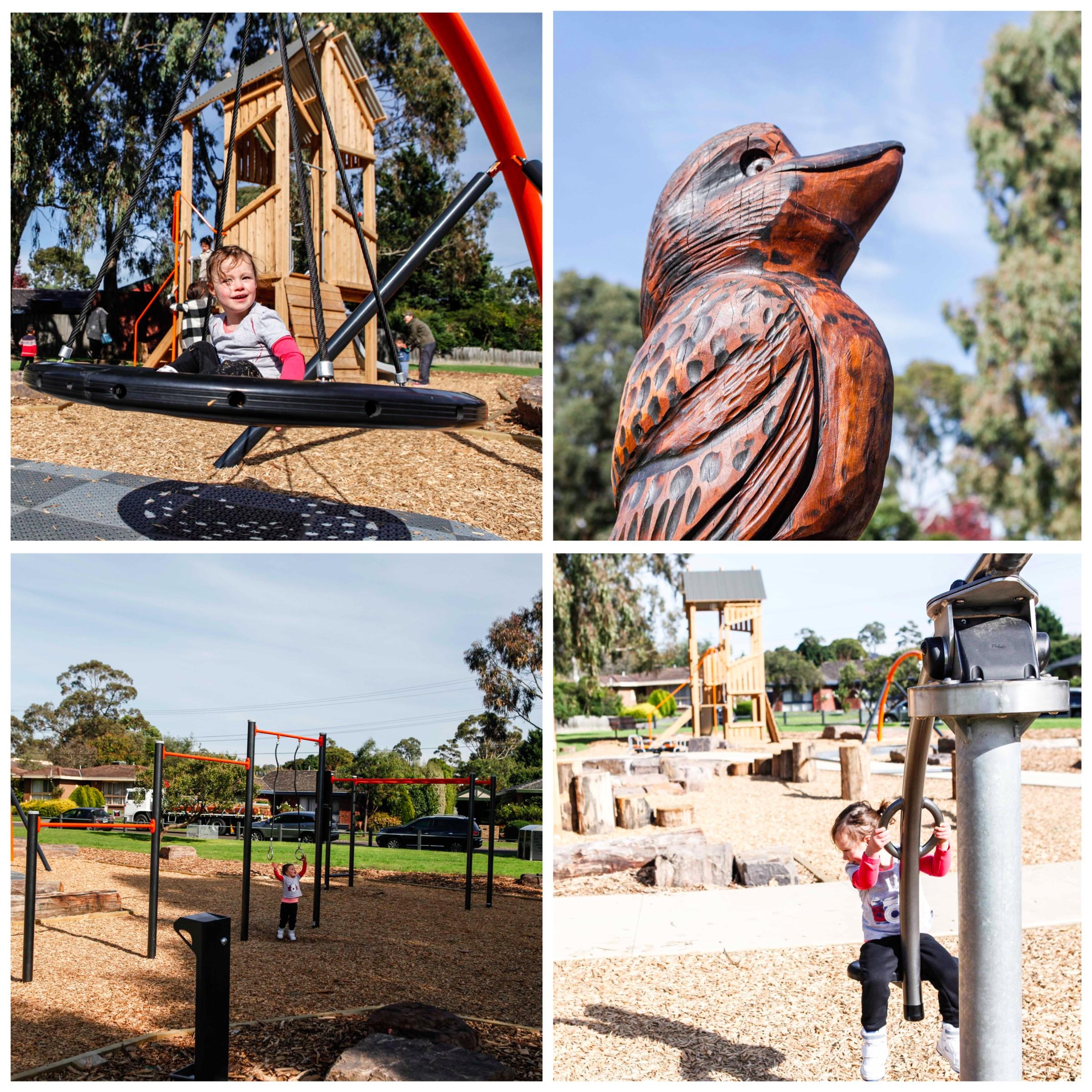 Mamma Knows East - Napier Park