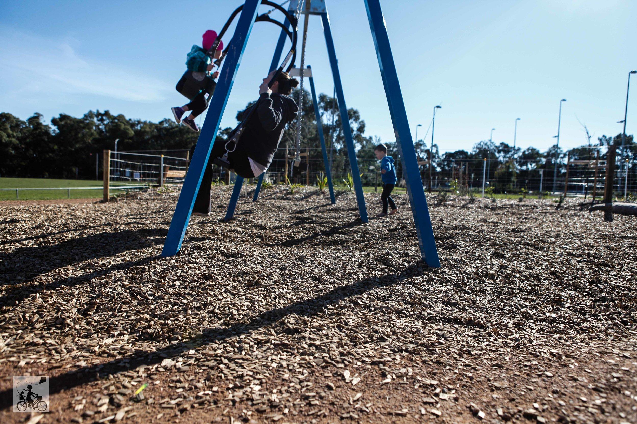 Mamma Knows East - Pinks Reserve Playground Kilsyth