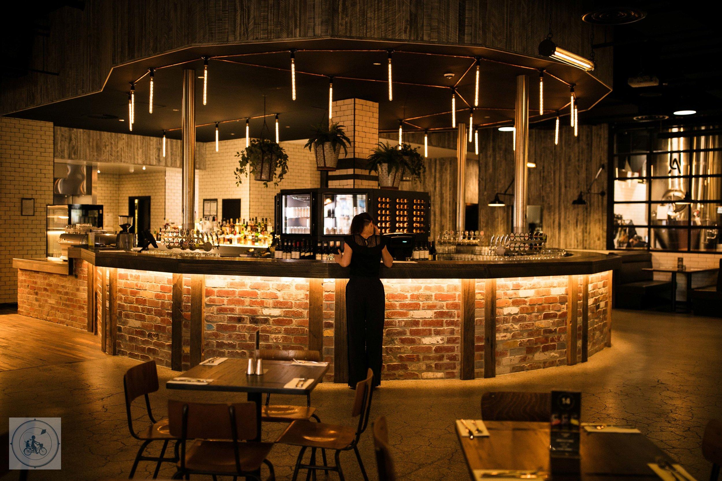 Urban Alley Brewery Pub