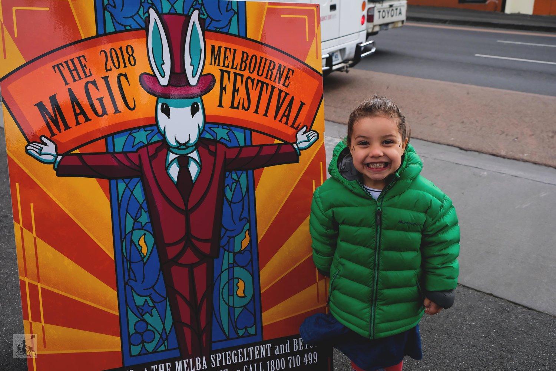 melbourne magic festival, collingwood