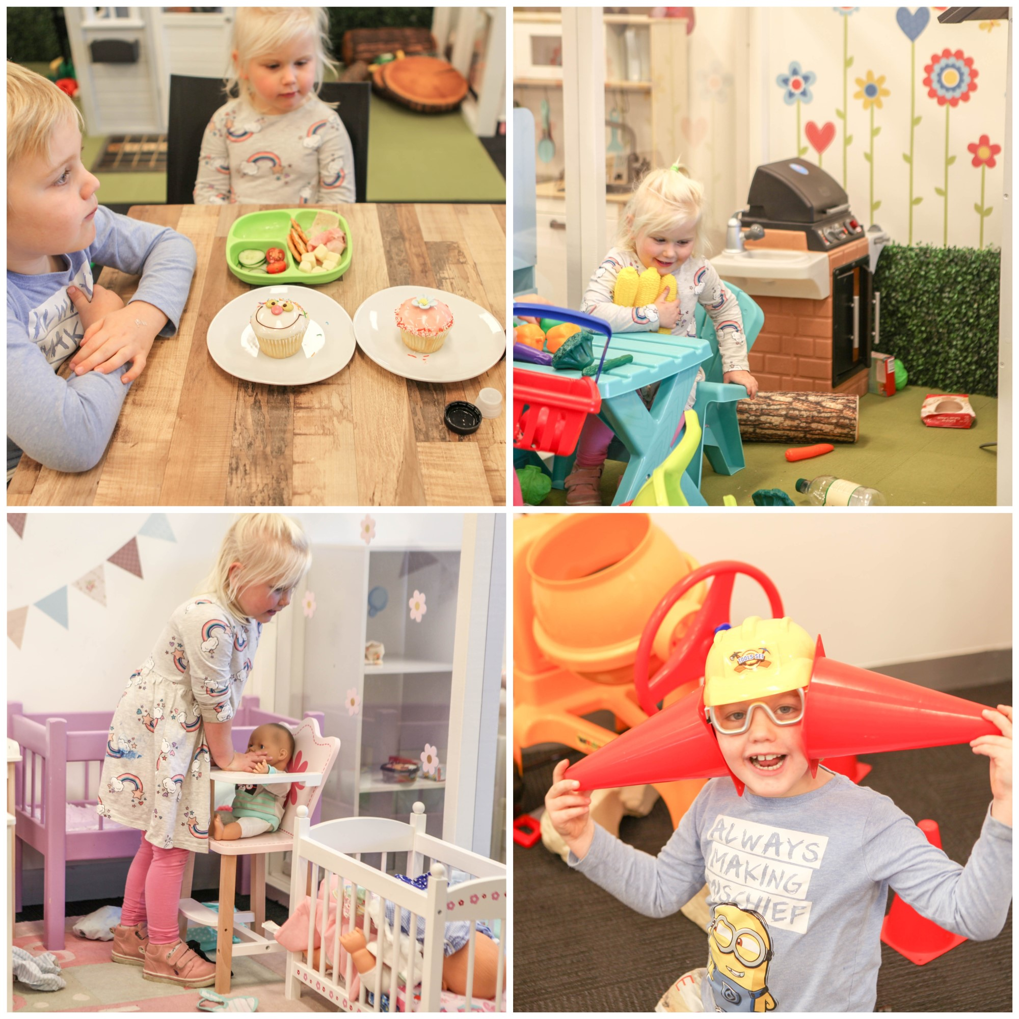 Mamma Knows East - hopscotch play cafe narre warren