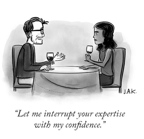 Cartoon by Jason Adams from The New Yorker