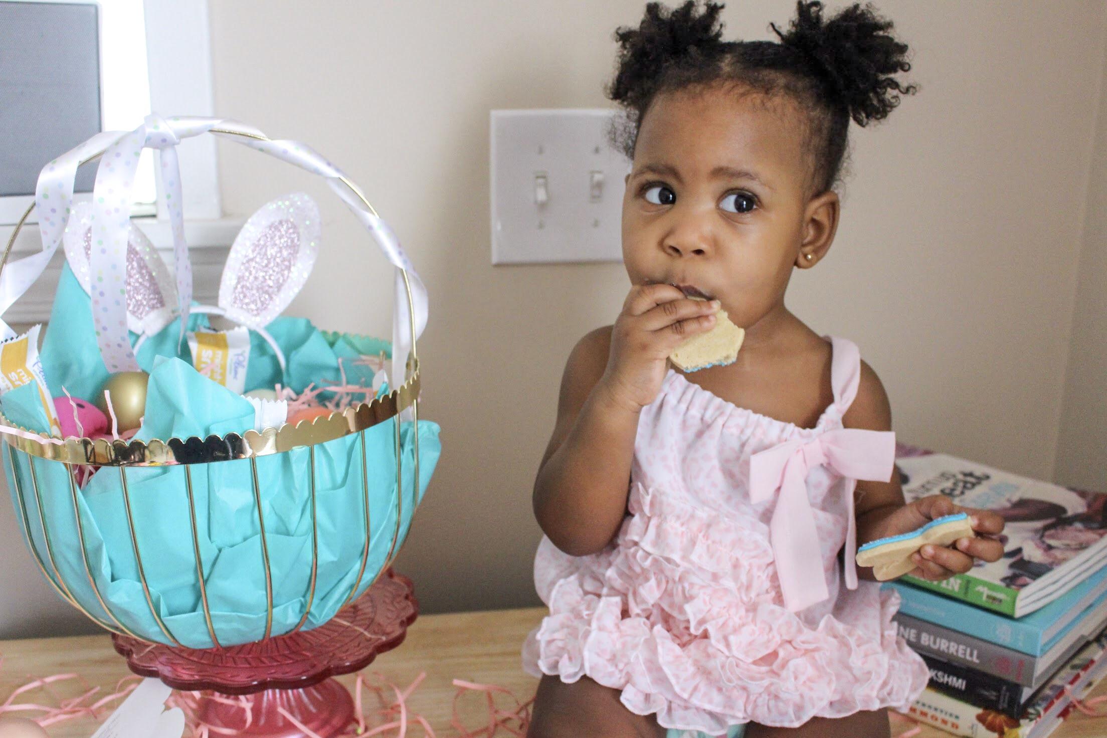 Toddler Easter Basket   Pish Posh Perfect