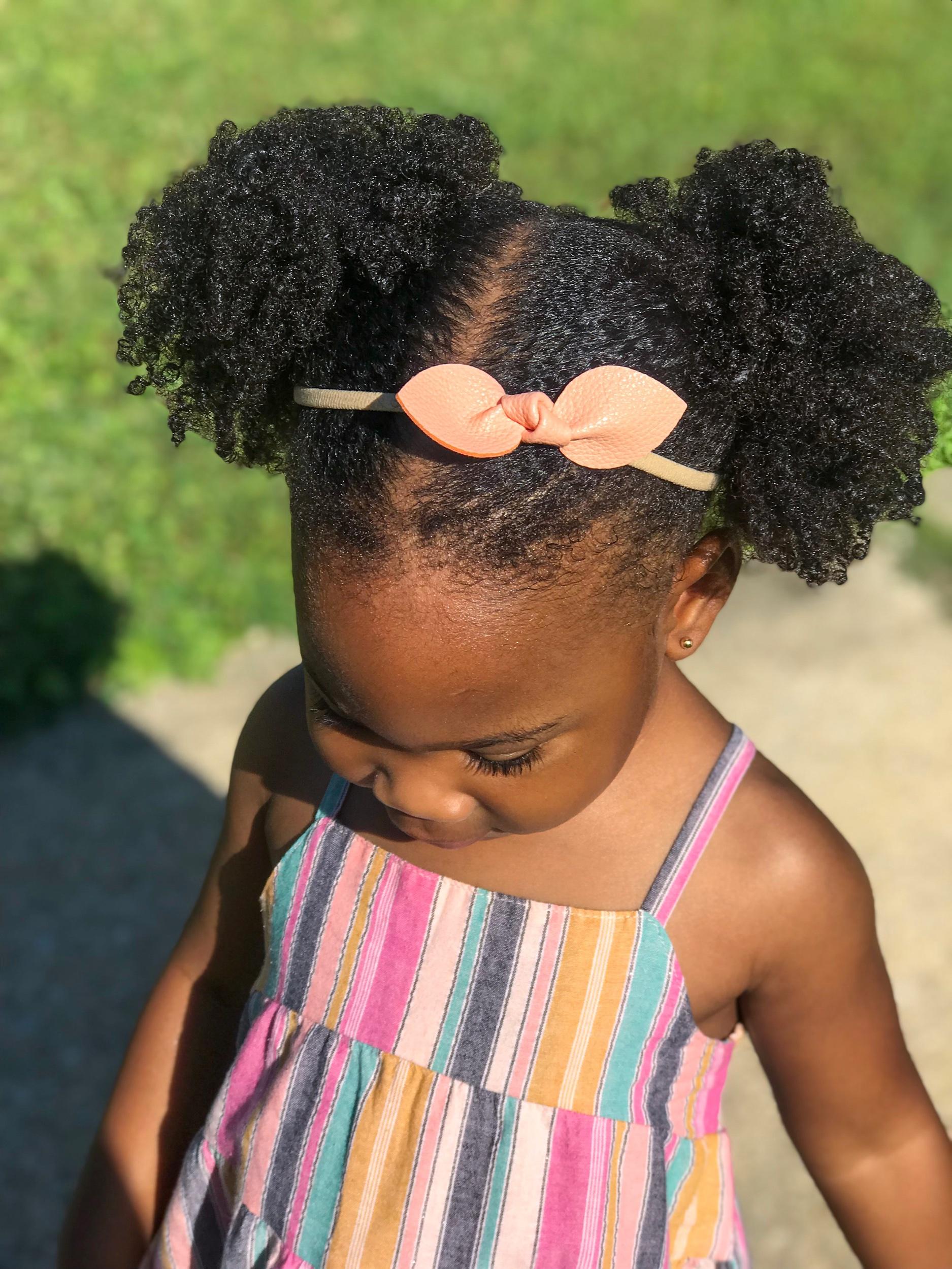 Toddler Curly Hair Routine | Pish Posh Perfect