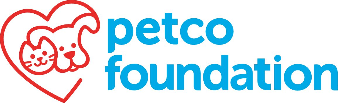 a special thanks to the Petco Foundation for donating $10,000 to SDSR