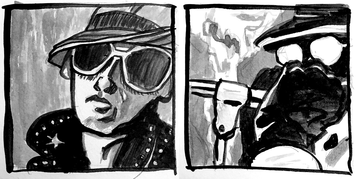 Lou Reed v John Cale II