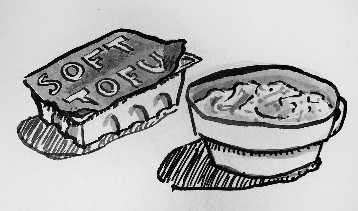 tofu mix