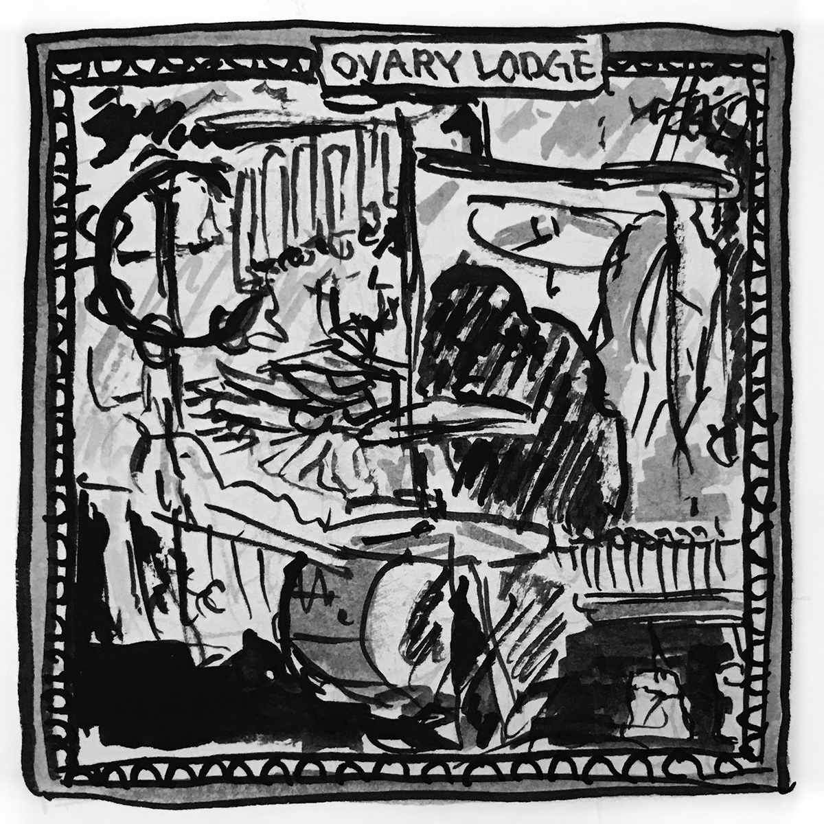 Ovary Lodge s/t