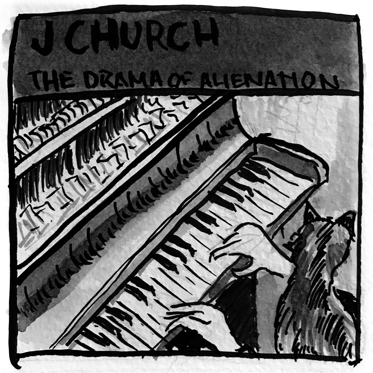 J Church, Alienation