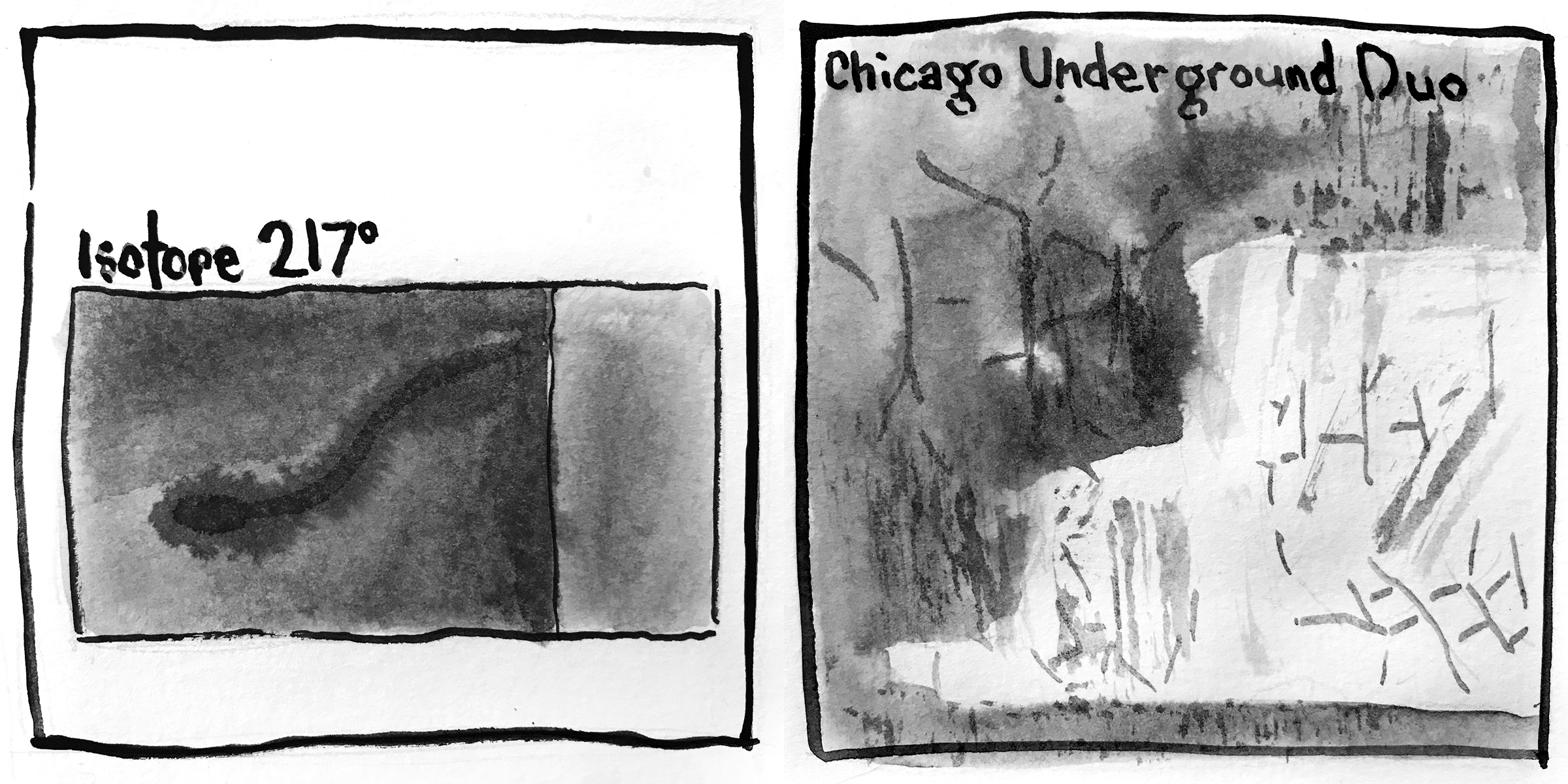 Isotope 217 _ Chicago Underground Duo