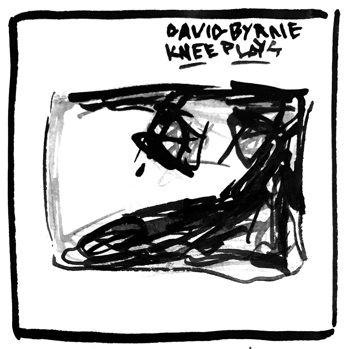 David Byrne Knee Plays