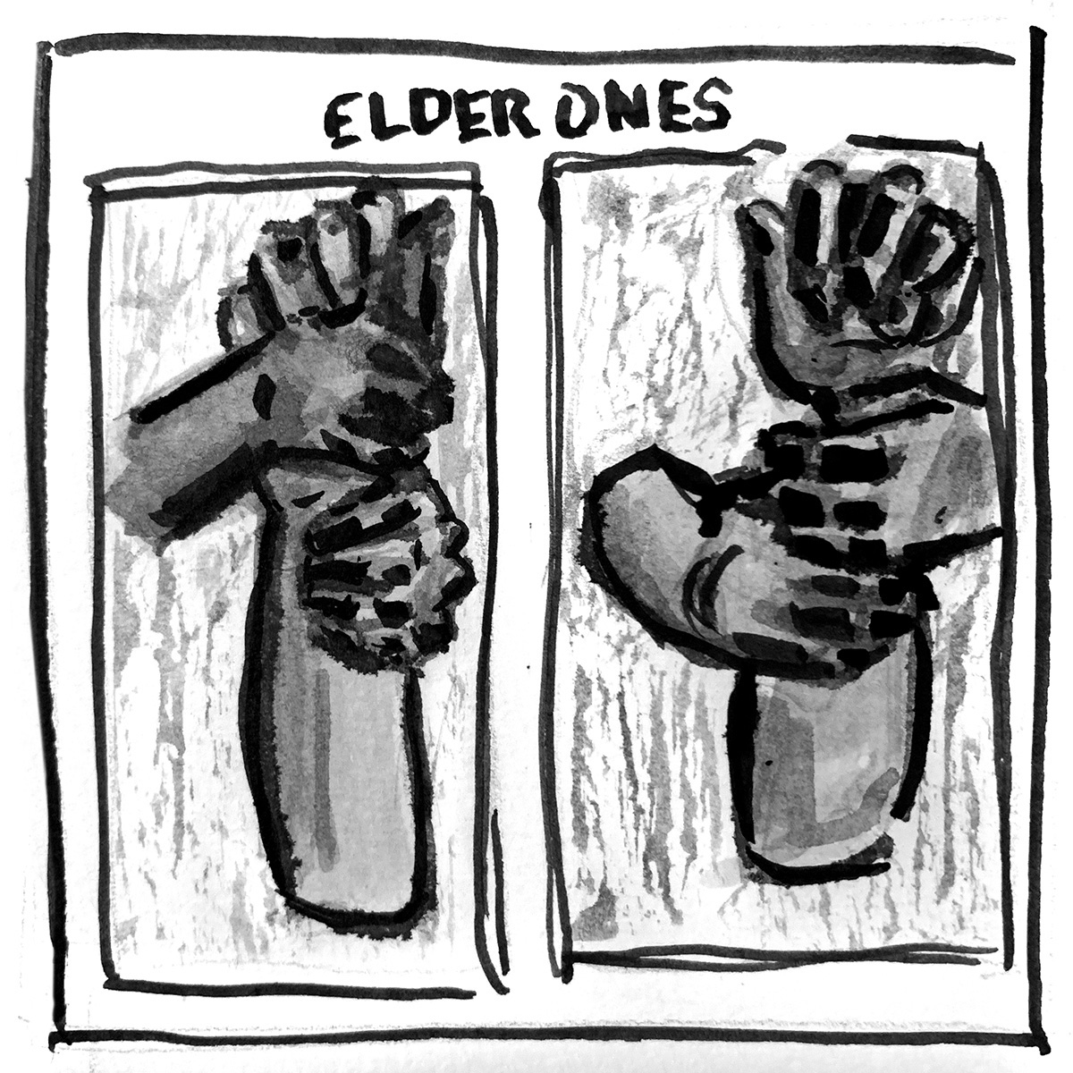 Elder Ones From Untruth
