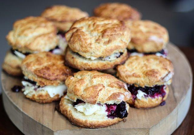 Scones baked fresh on-site every morning! #richmondrdcafe #hipgrouplife #greylynn #ponsonby
