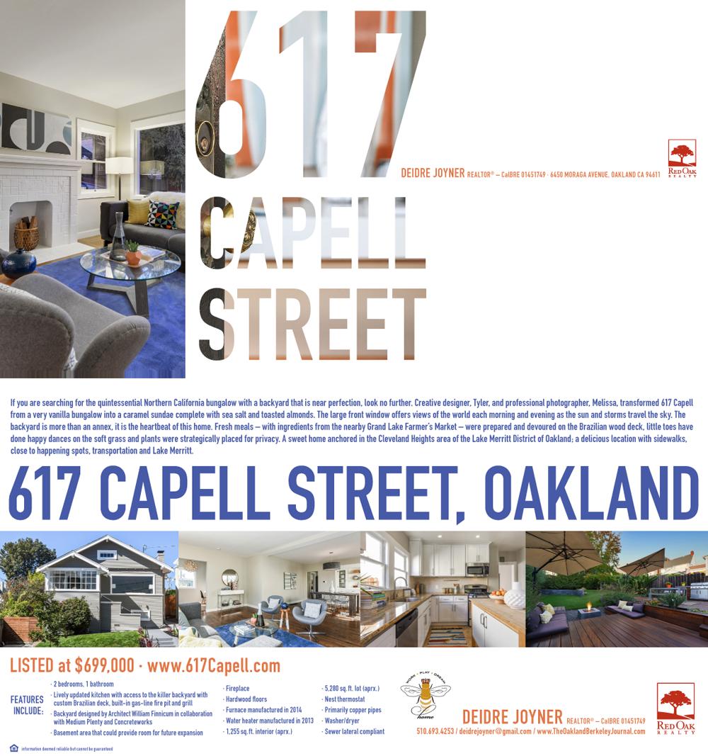 617 Capell Street, Oakland