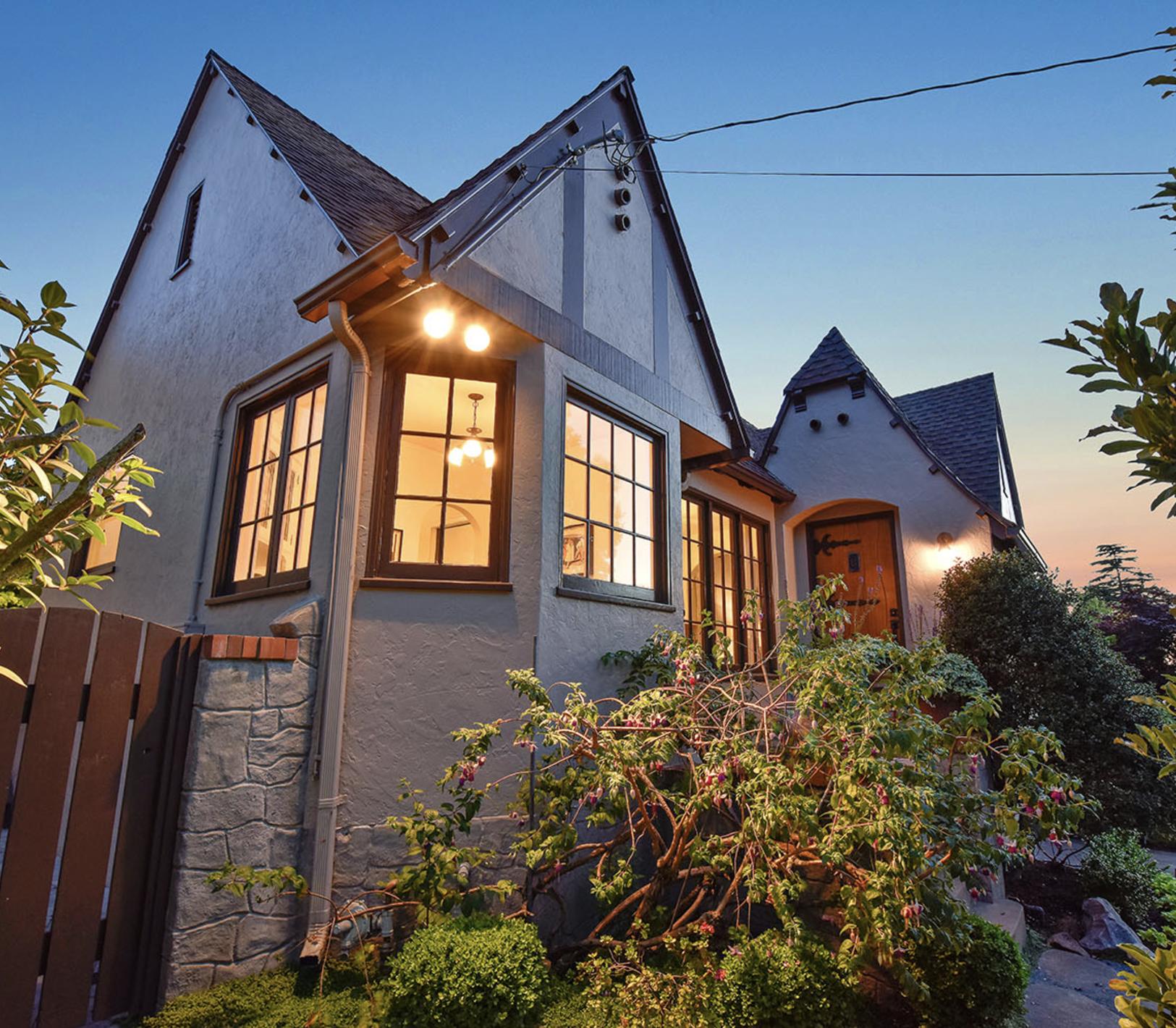 Curbed SF | May 2017 | Oakland storybook home asks $799K