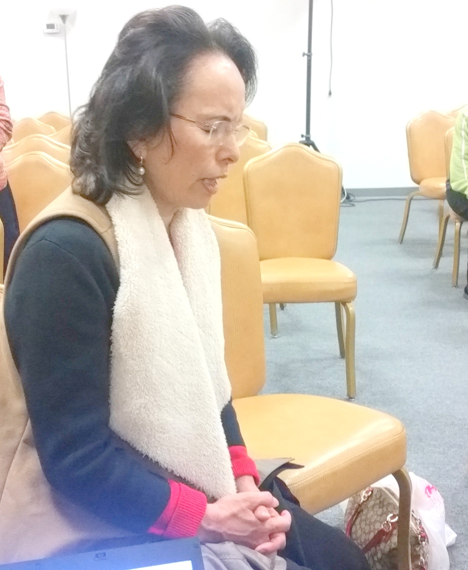 Tomiko Duggan ets the example of heartfelt diligent entreaty toward heaven for her tribe. Tomiko has been right in the center of being instrumental in this effort.