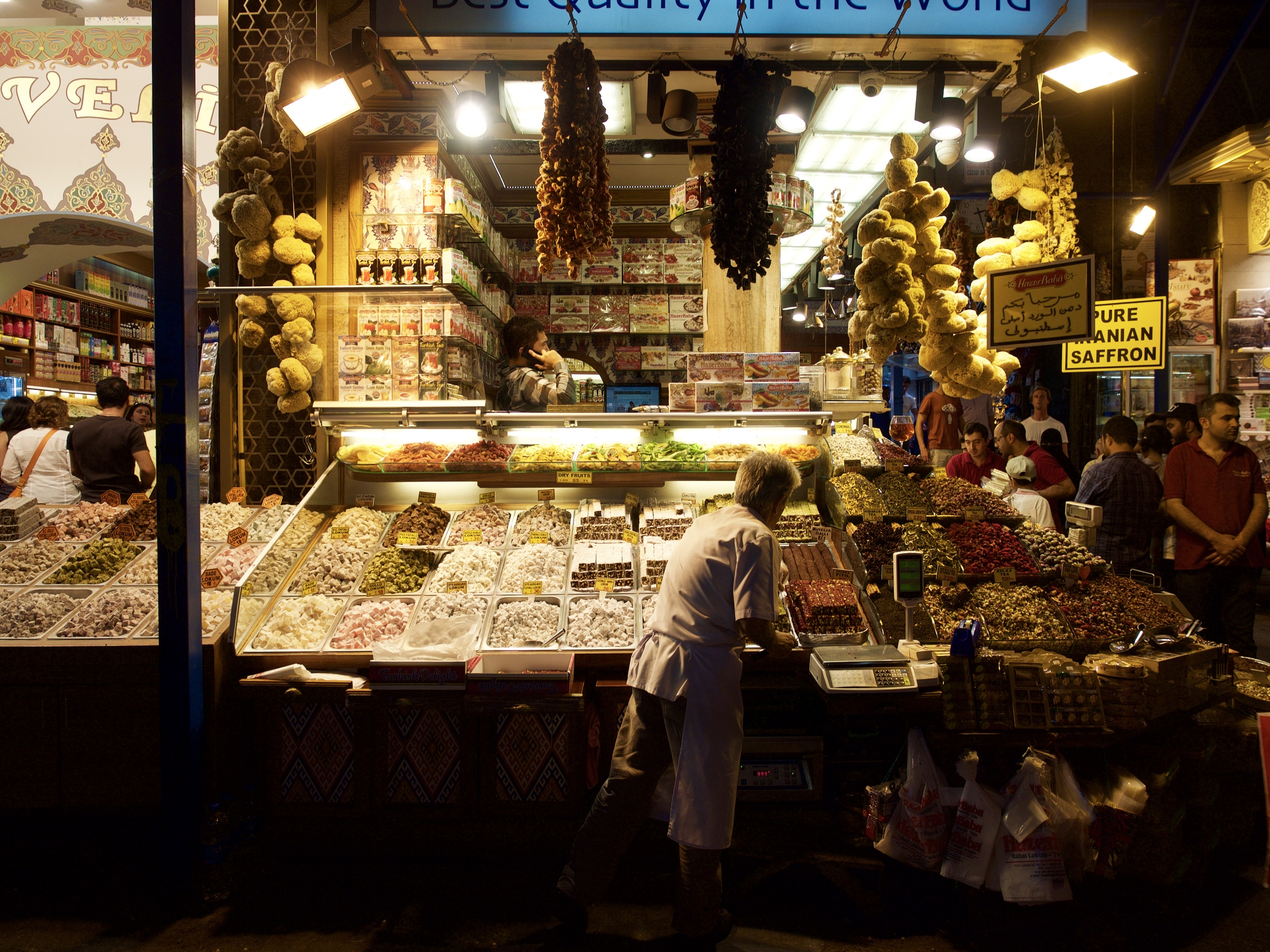 The Spice Market has everything you could ever want.