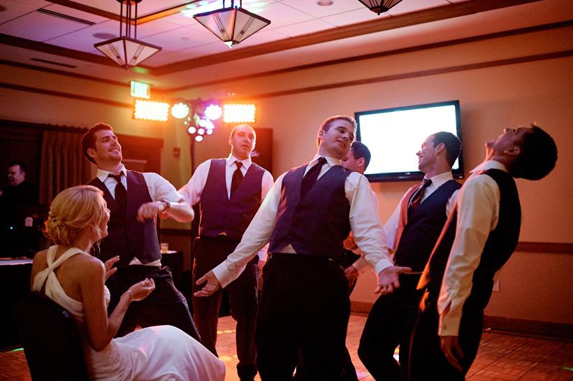 the bernie dance | des moines wedding photographer brian davis