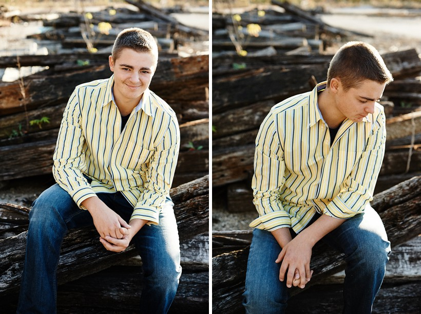 Michael Senior Portraits