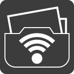 photosync to transfer media