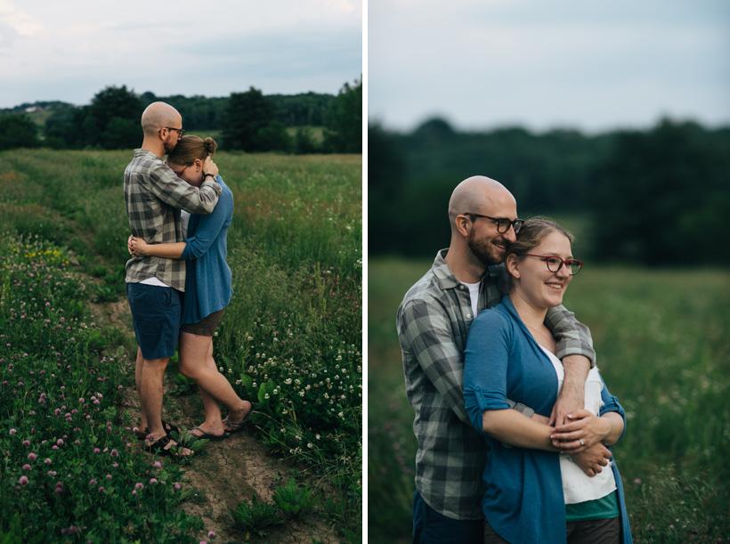 Aliza and Dan Engagement | Des Moines Wedding Photographer Brian Davis
