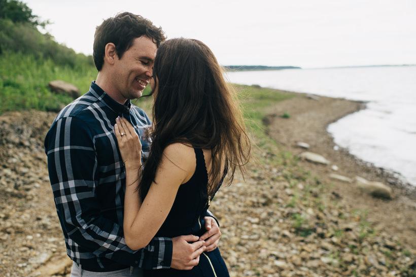 Adam + Danielle Engagement | Des Moines Wedding Photographer Brian Davis