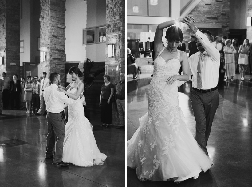 Aaron and Kasey Des Moines Wedding
