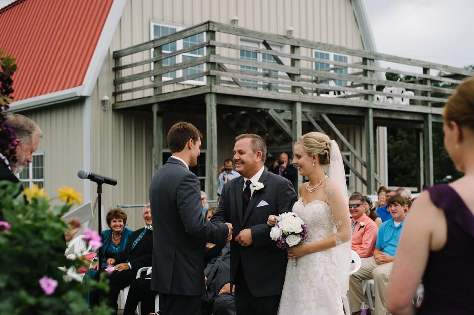 Emily and Josh Summerset Winery Wedding | Iowa Wedding Photographer Brian Davis