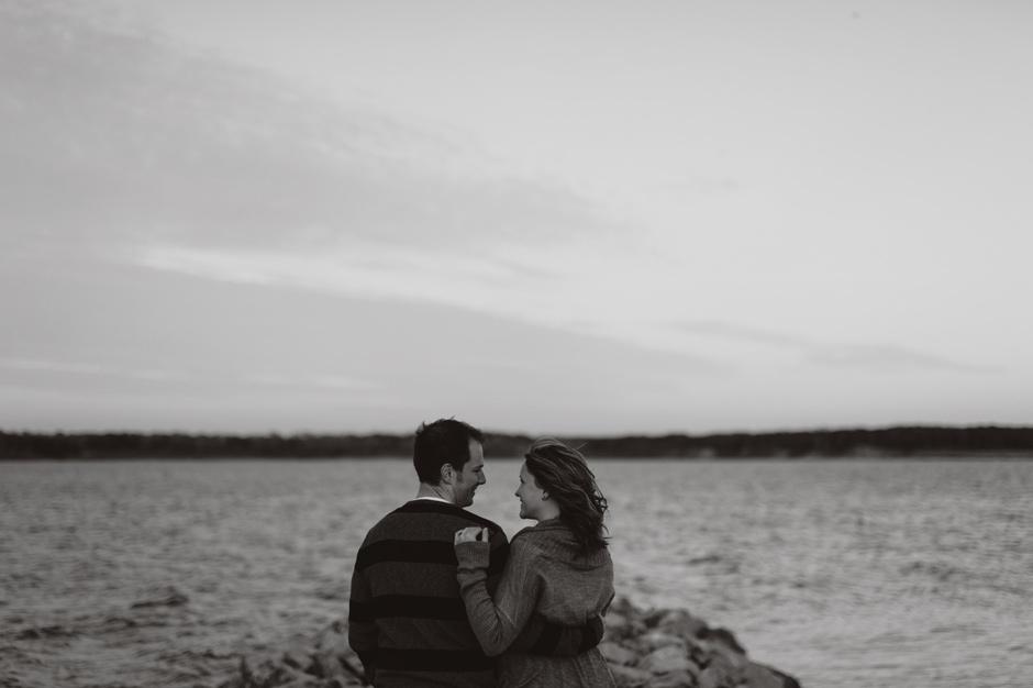 taylor and chris engagement | des moines wedding photographer brian davis