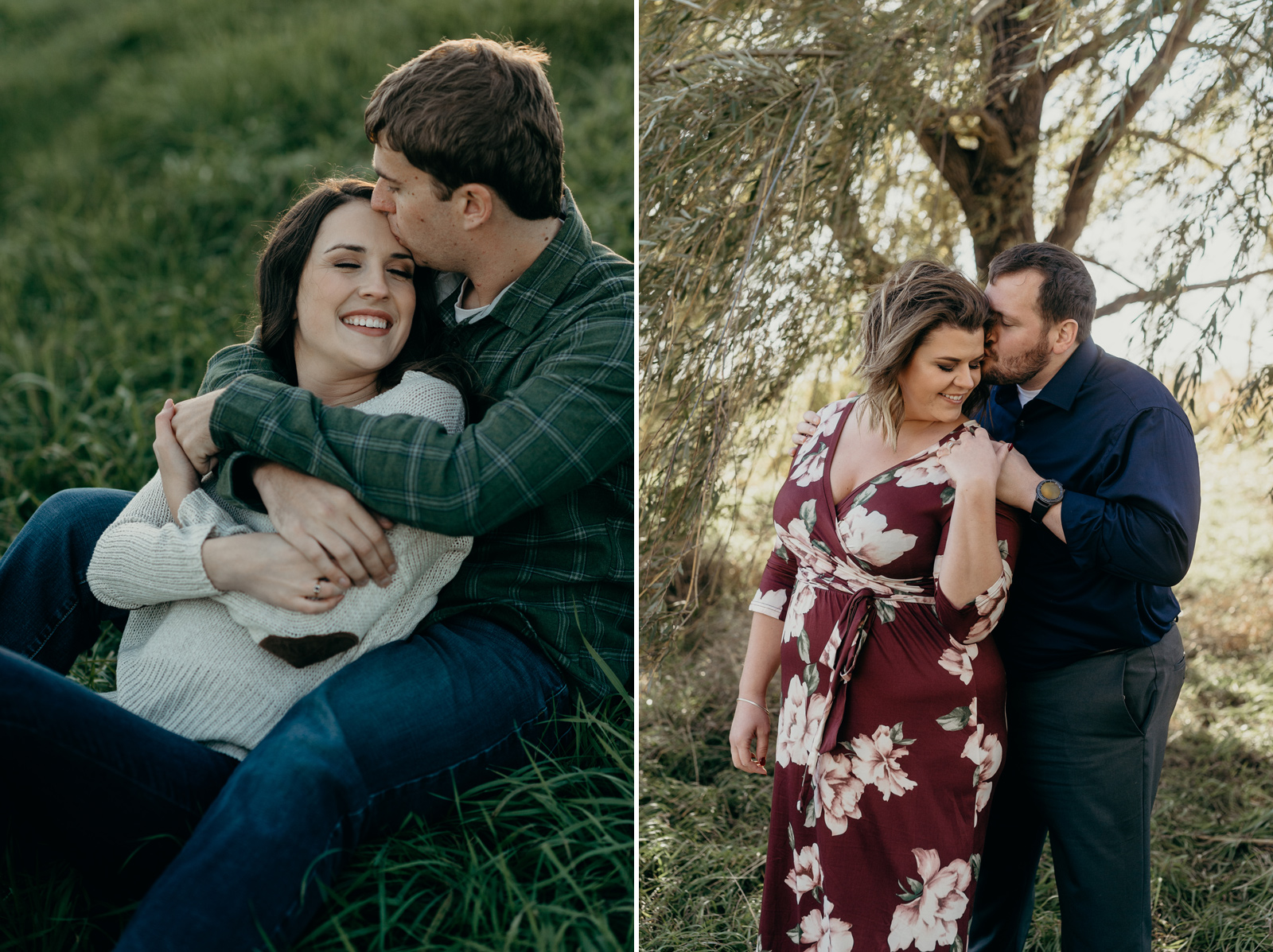 A colleciton of my favorite engagement portraits from 2018