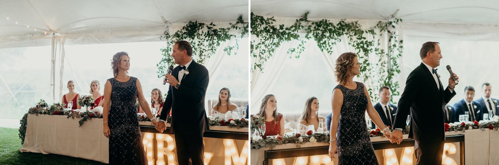 Jasmine and Colby Glen Oaks Wedding | Iowa Wedding Photographer Brian Davis