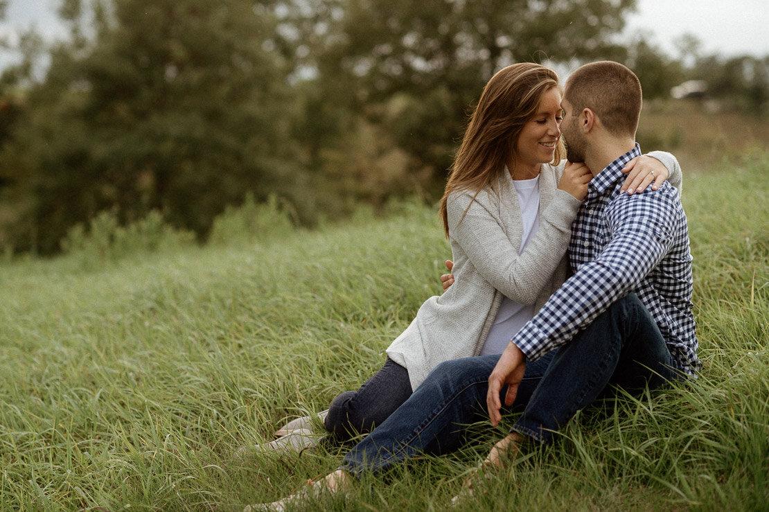 Ashley + Nathan - Des Moines Engagement   Des Moines Wedding Pho