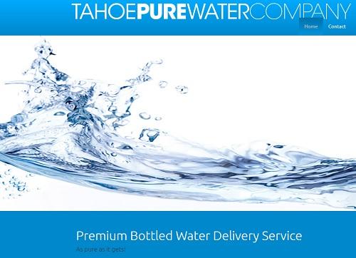 Tahoe Pure Water Company