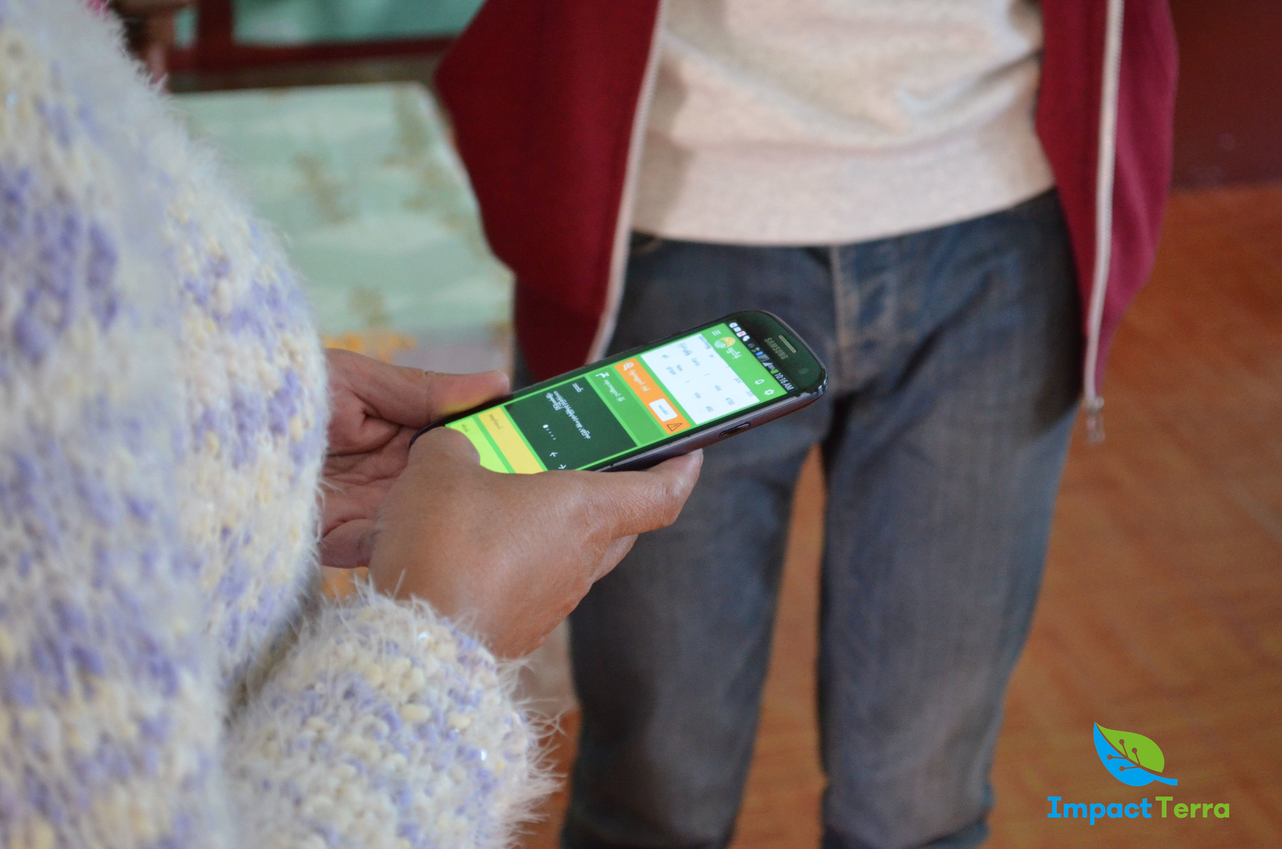 Communicate - Direct communication with smallholder farmers via different digital and offline channelsLearn more