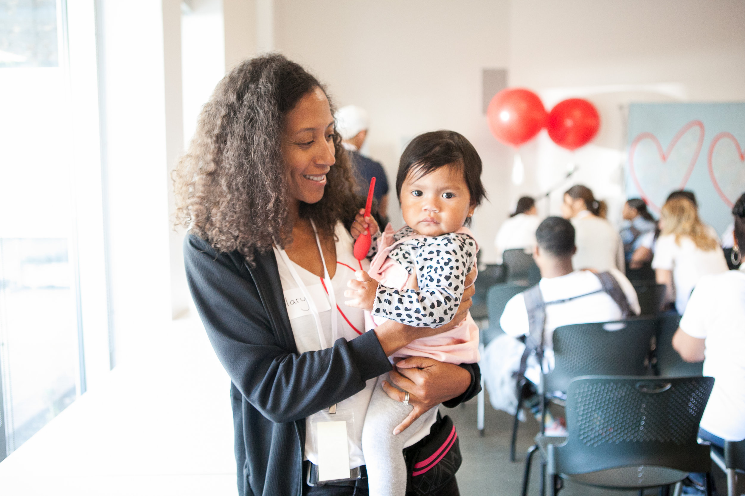 Join the Alliance of Moms Movement - Together, we can provide a supportive community for moms across Los Angeles and help each other learn and grow as parents. For less than the cost of a daily cup of coffee, you can help support young parents in foster care right here in our community.