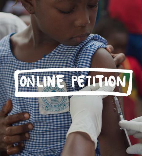 Online petition + website development  Phone2Action, NationBuilder, Squarespace