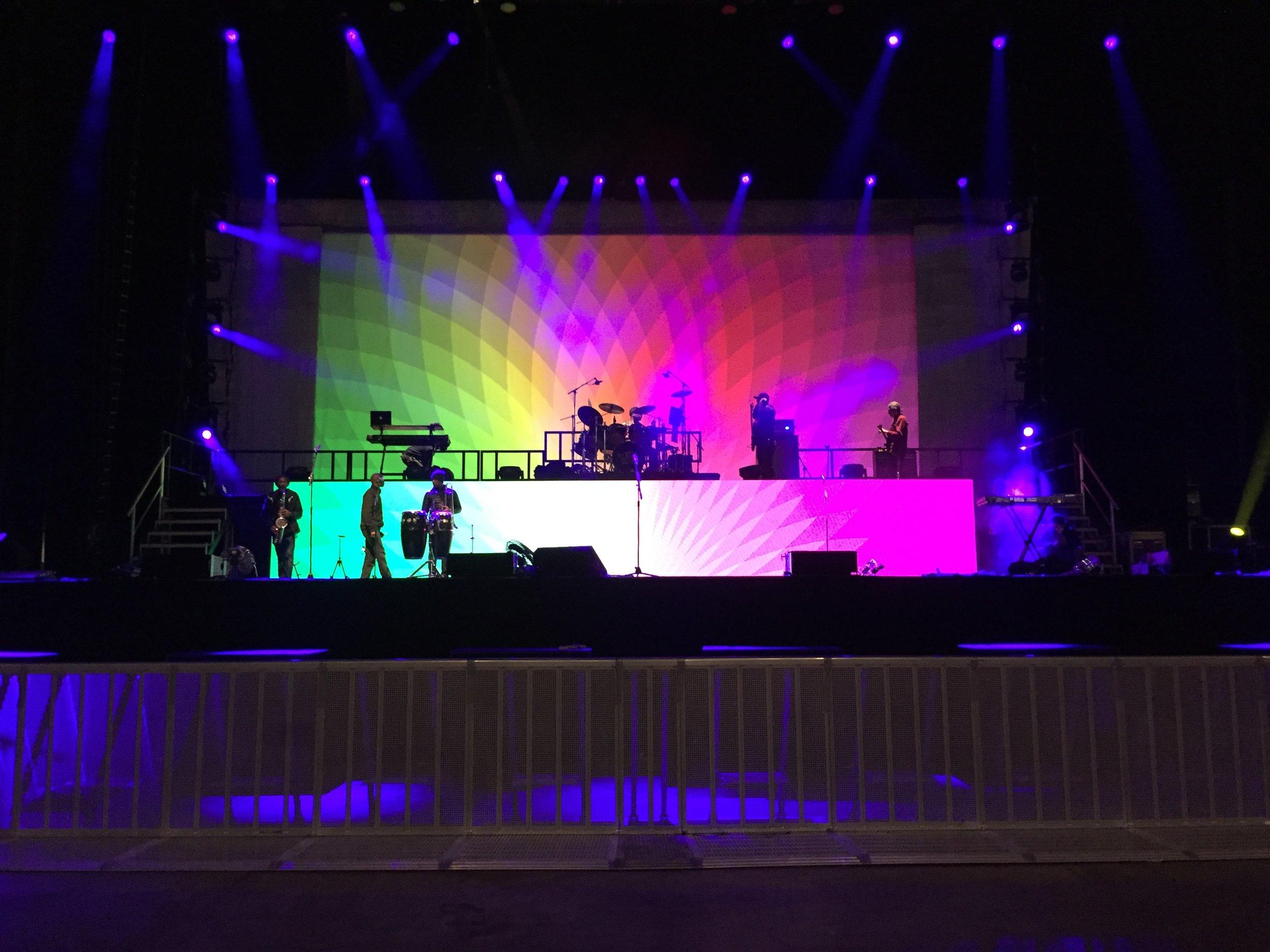 Touring Solutions - Ali Campbell UB40 UK Tour 2016 - Sound Check.jpg