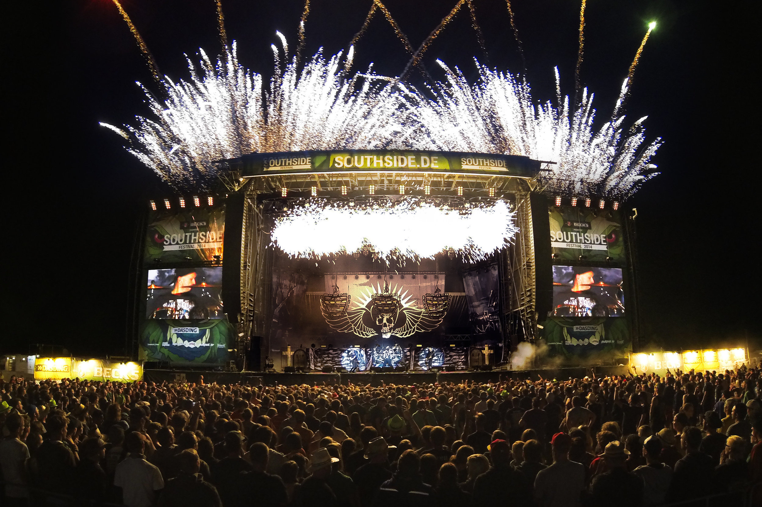 Touring Solutions - Volbeat Southside Festival - Stage Pyro.jpg