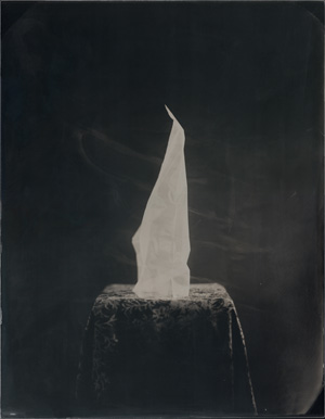 5 Ruination: Geoffrey Batchen,  Sydney    Ben Cauchi,  That which can be seen is not all there is , 2013, ambrotype, 36 x 28cm; image courtesy the artist and Darren Knight Gallery, Sydney; Brett McDowell Gallery, Dunedin; Peter McLeavey Gallery, Wellington; and McNamara Gallery, Wanganui