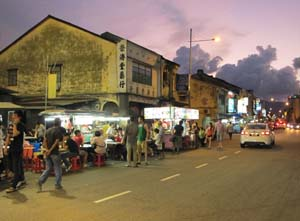 2 Penang Diary, notes from a residency in Georgetown: JUMAADI   Chulia Street, Georgetown, Penang; photo: Jumaadi