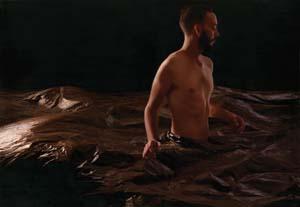 10 Through a landscape Fleurieu Art Prize 2013 MICHAEL ZAVROS: KAREN PARIS & MAURICE O'RIORDAN   Robin Eley,  Immersion , finalist in The Fleurieu Water & Environment Prize 2013; image courtesy the artist