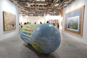5 'We Are Asia': the global artworld seen from Singapore: JOHN MATEER   Indonesian Pavilion, Art Stage 2013; all images this article courtesy Art Stage Singapore