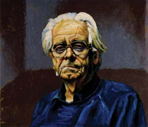 16 Bernard Smith 1916–2011 Marxism and Politics: PETER BEILHARZ   Albert Tucker,  Bernard Smith , 1985, oil on board, 60 x 75cm. Collection: National Portrait Gallery, Canberra. Photo by David Reid. An image of this portrait graces the cover of the John Spencer and Peter Wright edited publication,  The Writings of Bernard Smith, Bibliography 1938 - 1998 , Power Publications, Sydney, 2000