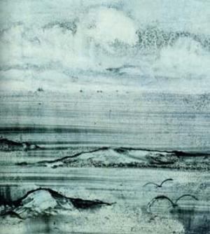 23 Landscapist for Mu Xin: JOHN MATEER   Image of Mu Xin work from Luke Fidler's 'Powerslice' blog; powerslice.blogspot.com.au
