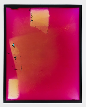 6 Apperception: Justine Varga,  Sydney    Justine Varga,  Edge,  from the series 'Accumulate', 2014–15, type-C hand print, 123.5 x 98.5cm, edition of 5; image courtesy the artist, Hugo Michell Gallery, Adelaide, and Stills Gallery, Sydney; photo: Stephen Oxenbury